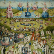 The Garden of Earthly Delights, via Wikipedia.
