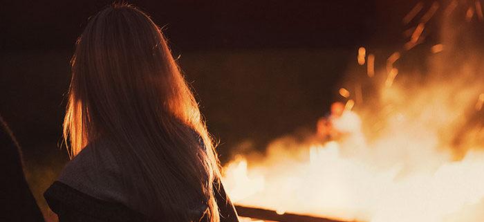 Fire by Joshua Earle