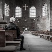 Empty church, by Stefan Kunze