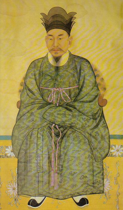 Choe-je-U, oprichter van Cheondoisme