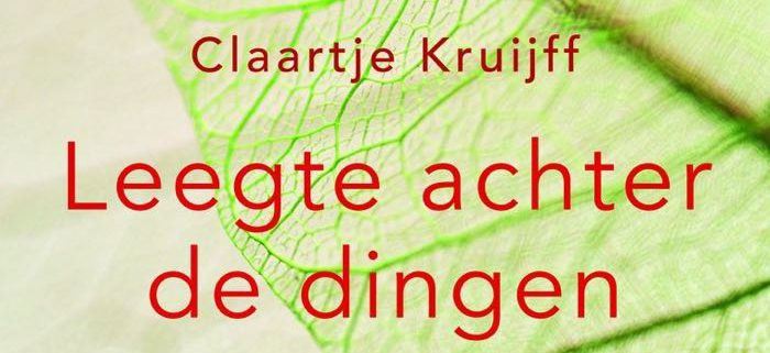 Kapellezing 12 september door Claartje Kruijff