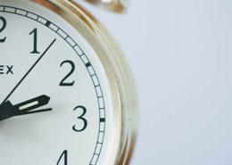 Duurzaamheid, tijdsbeleving