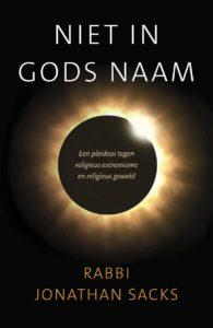 Niet in Gods naam boekcover